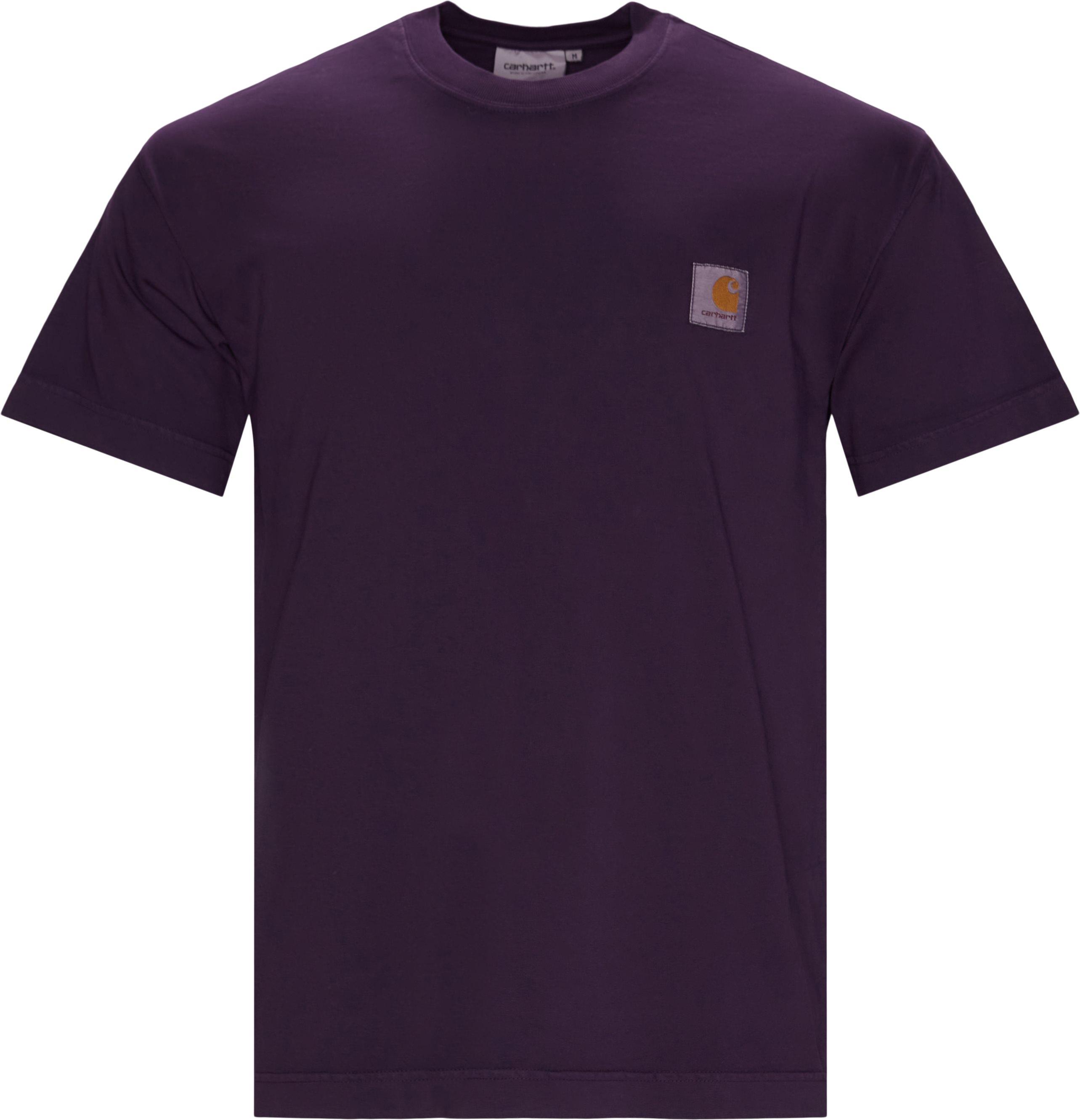Vista Tee - T-shirts - Regular fit - Lila